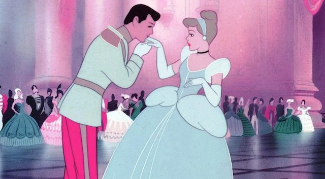 A Prince Charming movie is in the works at Disney!