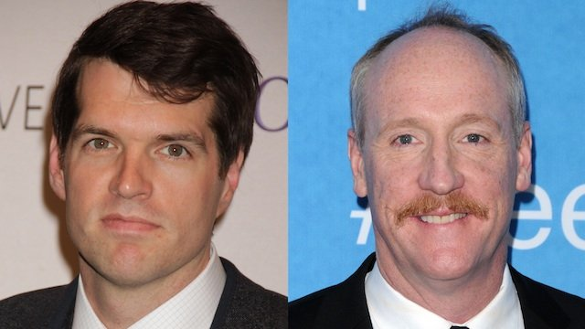 Veep Stars Matt Walsh and Timothy Simons have sold a spec script to Paramount.