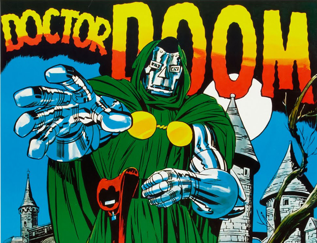 Will the real Doctor Doom make it into any Fantastic Four scenes?