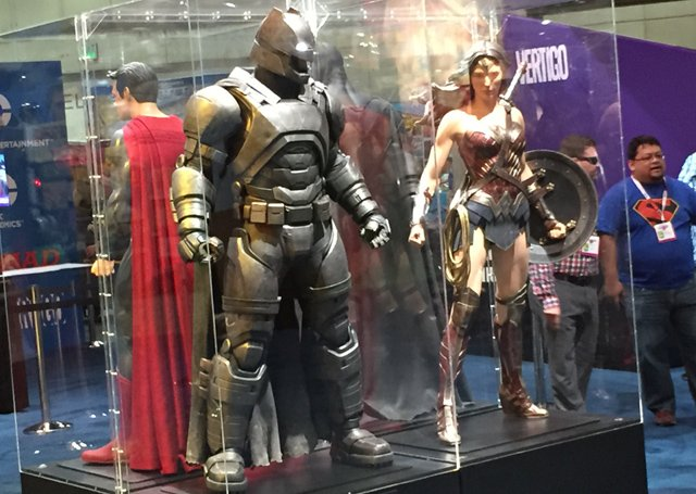 Comic-Con Photos: New Photos from the 2015 Convention!