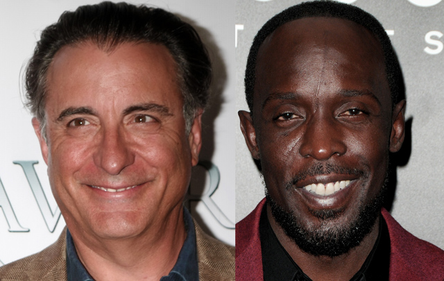 Andy Garcia and Michael K. Williamshave been added to the Ghostbusters cast.