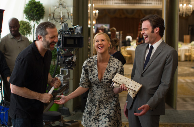 Read our Judd Apatow interview about his new film, Trainwreck!