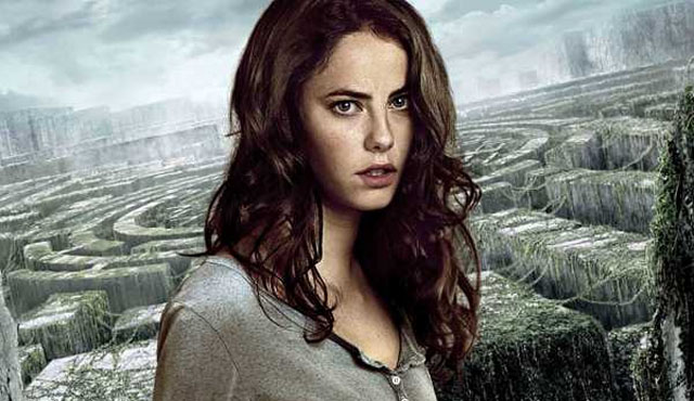 Find out all the different Kaya Scodelario movies.