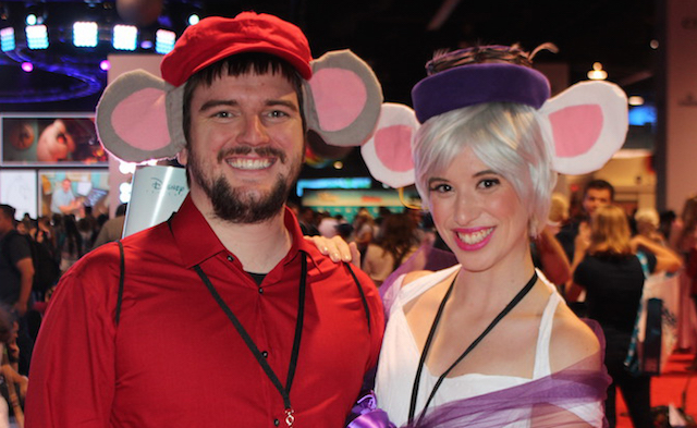 Disney Cosplay Continues in Our Second D23 Gallery!