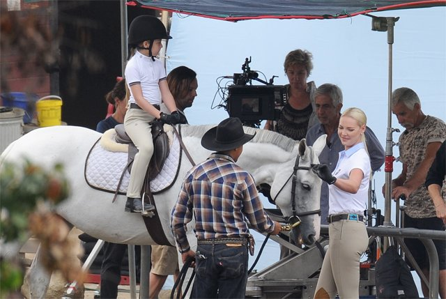 Unforgettable Begins Production with Katherine Heigl and Rosario Dawson.