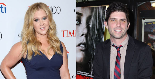 Amy Schumer and director Jonathan Levine may team for an upcoming comedy.