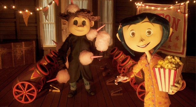 Coraline is certainly worth inclusion on our Best Young Adult Movies list.