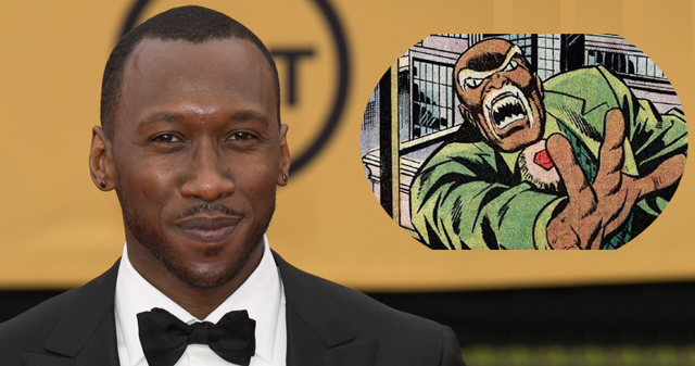 Mahershala Ali has joined the cast of Marvel's Luke Cage!