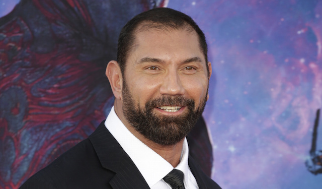 Dave Bautista has joined the cast of the action thriller Bushwick.