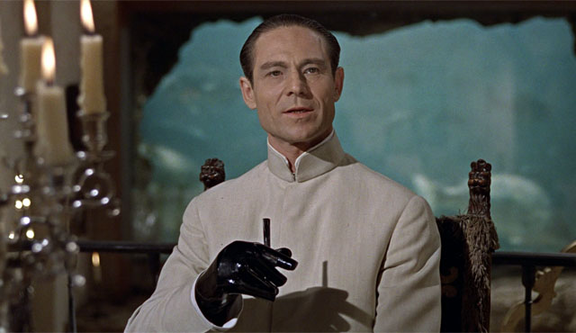 Dr. No was the first of the James Bond villains.