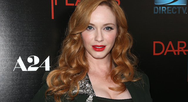 Christina Hendricks has joined the cast of Fist Fight opposite Tracy Morgan and Ice Cube.