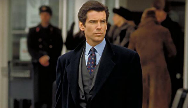Pierce Brosnan was in four different James Bond movies.