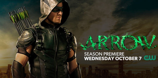 The Arrow Season 4