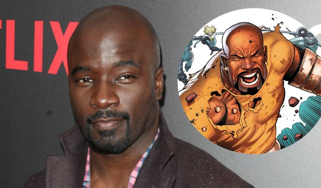 Mike Colter headlines the Luke Cage cast.