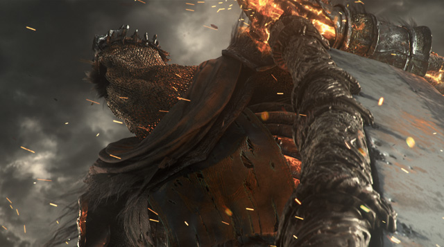 Dark Souls III Opening Cinematic Debuts.