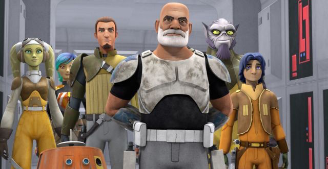 Get ready for Star Wars Rebels Season two with a new behind the scenes featurette.