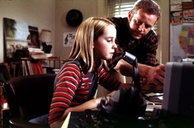 Contact is the earlier of the Jena Malone movies.