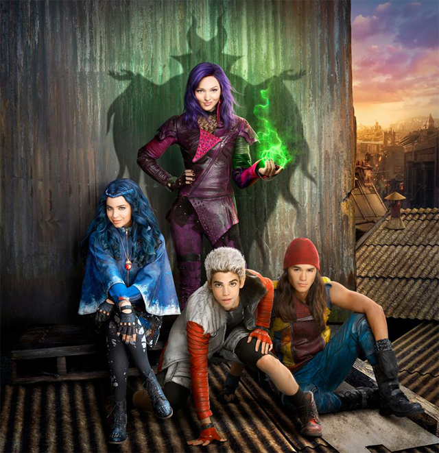 descendants 2 in the works at disney channel comingsoon net