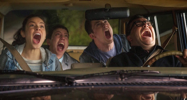 Box Office: Goosebumps Continues Sony's Family Horror Movie Streak.