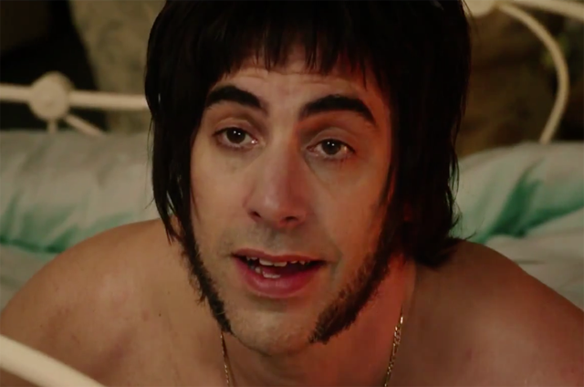 Sacha Baron Cohen and Mark Strong in The Brothers Grimsby Red Band trailer!