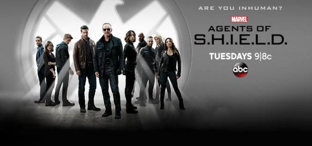 Among Us Hide...New Marvel's Agents of SHIELD Photos!