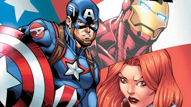 Are Avengers captain america comic book covers thanks