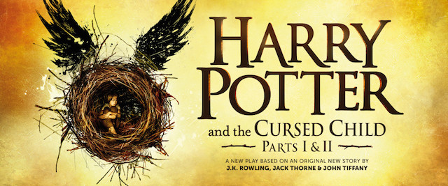 JK Rowling's Harry Potter and the Cursed Child play is heading to London.