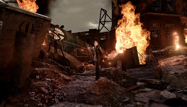 We Preview The Hunger Games Virtual Reality Experience ...