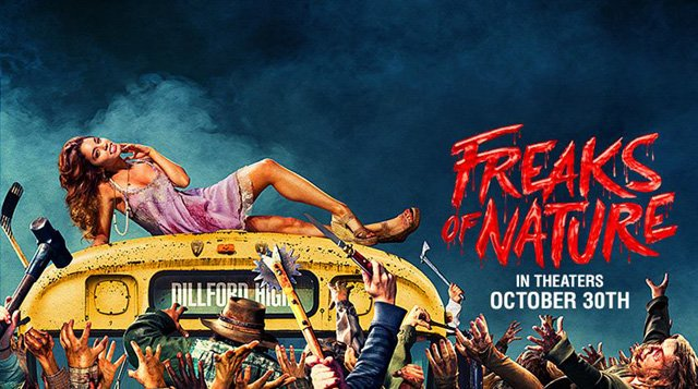 Freaks Of Nature 2015 Movies