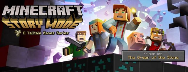 Minecraft: Story Mode Trailer Reveals The Order of the Stone