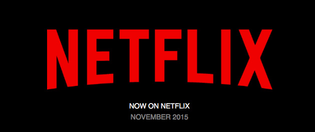 Netflix: Movies and TV Shows Coming in November 2015.