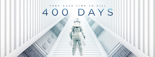 Caity Lotz and Brandon Routh headline the 400 Days trailer.