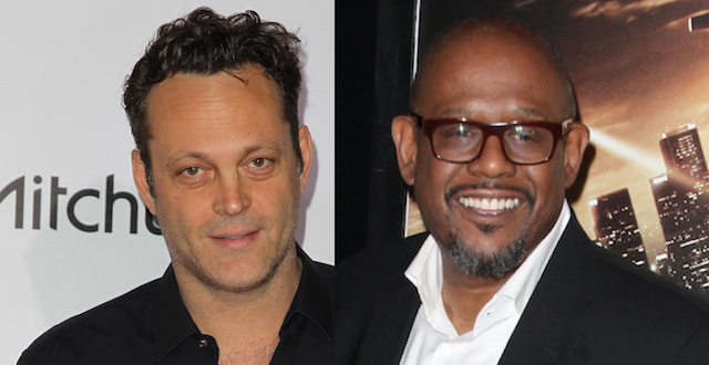 Forest Whitaker and Vince Vaughn to Lead The Archbishop and the Antichrist