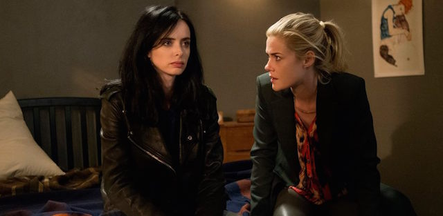 Check out a new Marvels' Jessica Jones clip.