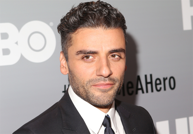 Oscar Isaac to star in...