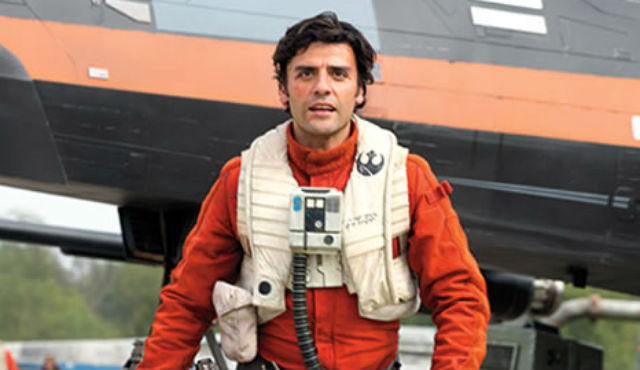 The Oscar Isaac movies list includes Star Wars: The Force Awakens.