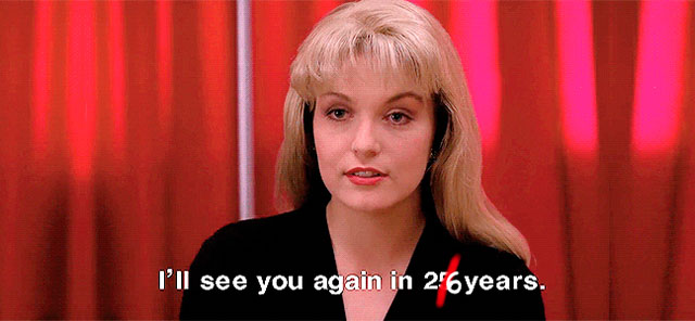 The new Twin Peaks will now arrive in 2017.