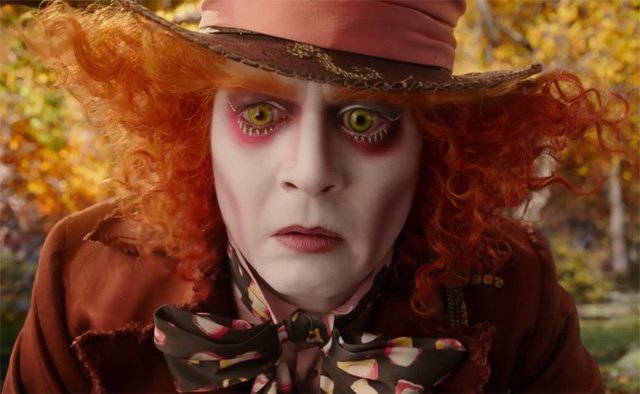 It's Time! The Alice Through the Looking Glass Trailer is Here!