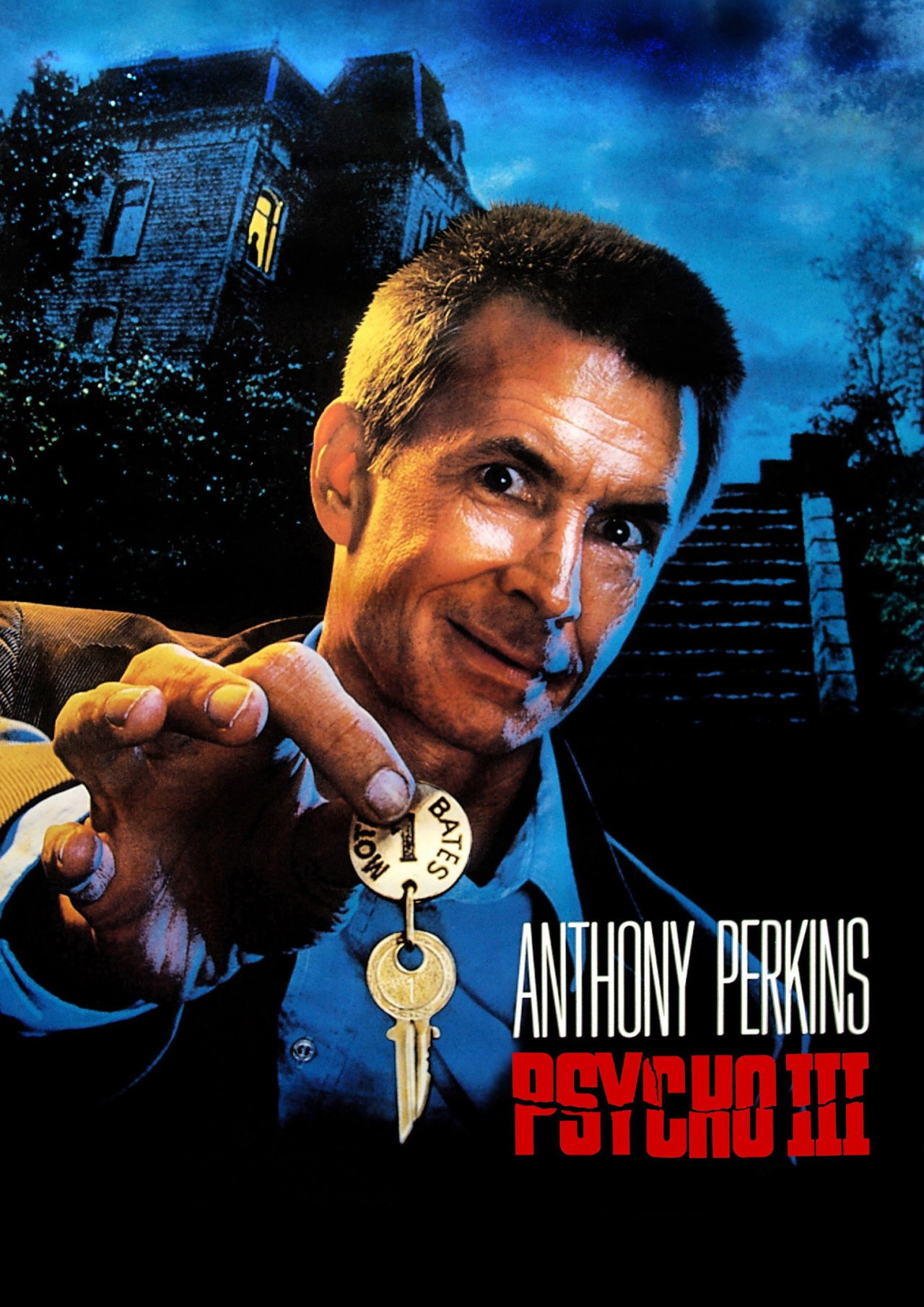 Carter Burwell - Psycho III (Music From The Motion Picture)