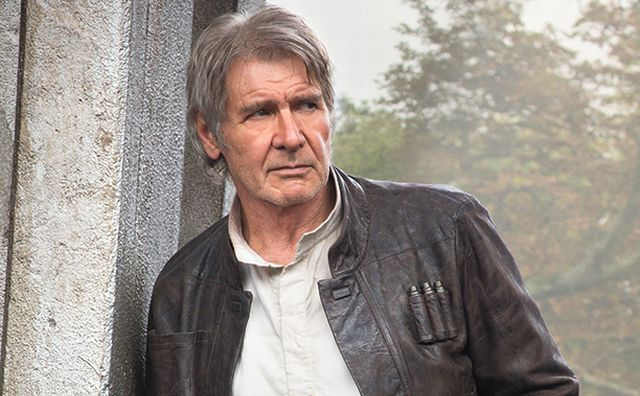 Harrison Ford Talks Han Solo and His Desire to Return as Indiana Jones.