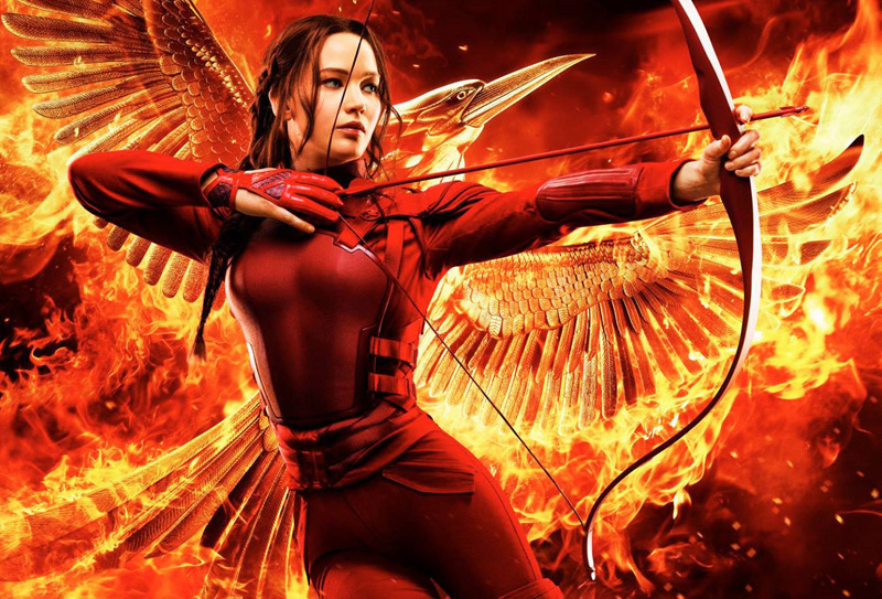 Box Office: The Hunger Games: Mockingjay Part 2 Wins Thanksgiving Weekend.