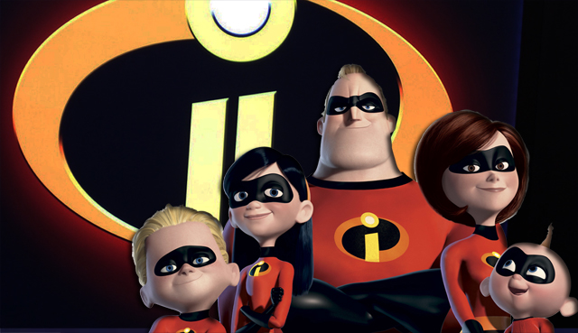 Giacchino Returns for The Incredibles 2 - ComingSoon.net