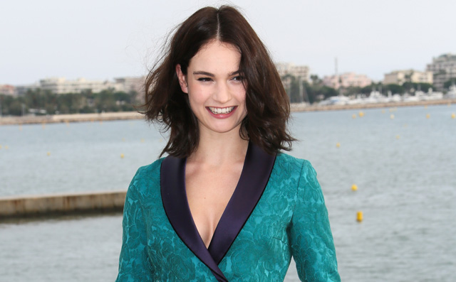 lily james movies