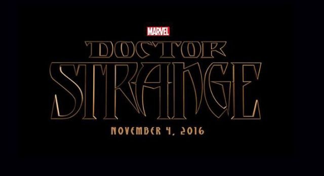 More Doctor Strange Set Photos Featuring Star Benedict Cumberbatch.