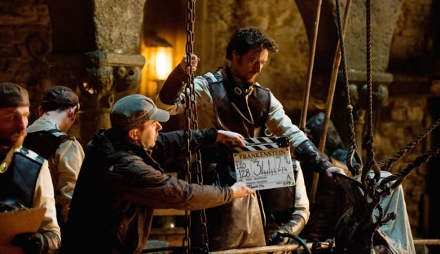 CS Video: Victor Frankenstein Director Paul McGuigan.