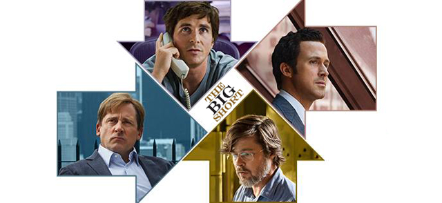 Check out four Big Short movie clips.