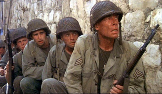 The list of Mark Hamill movies include Samuel Fuller's The Big Red One.