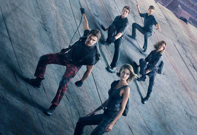 Lionsgate Shifts Release for The Divergent Series: Ascendant and Power Rangers.