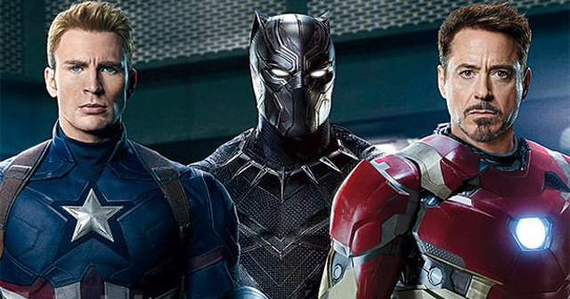 New Black Panther Photo from Captain America: Civil War Released
