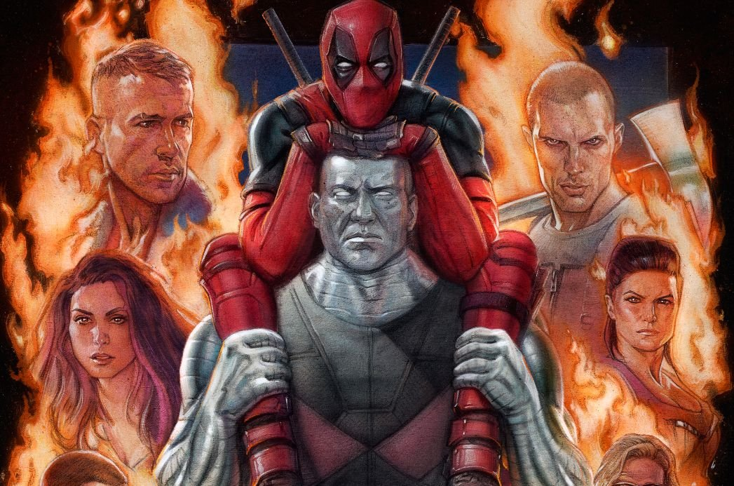 Meet the Merc with a mouth and all his friends in our Deadpool character guide!
